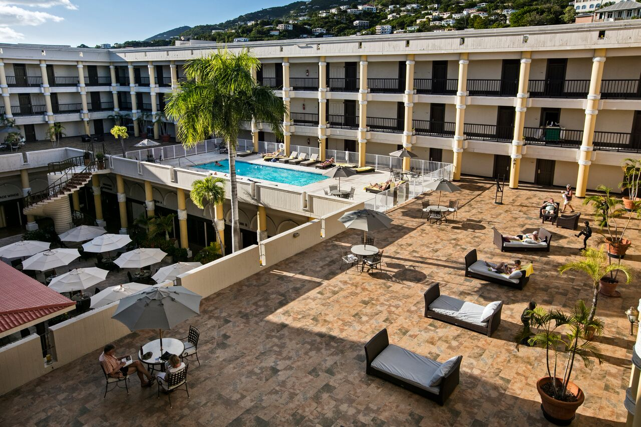 Windward passage us virgin islands hotels and resorts for The windward